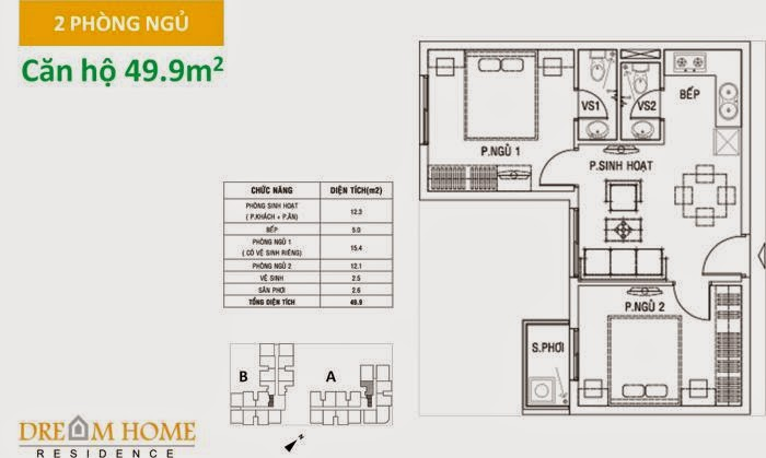 Thiết kế Dreamhome Residence